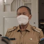 Wali Kota Bandung, Oded M Danial, Senin (23/8).