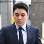 Seungri eks BIGBANG (Jung Yeon-Je/AFP)