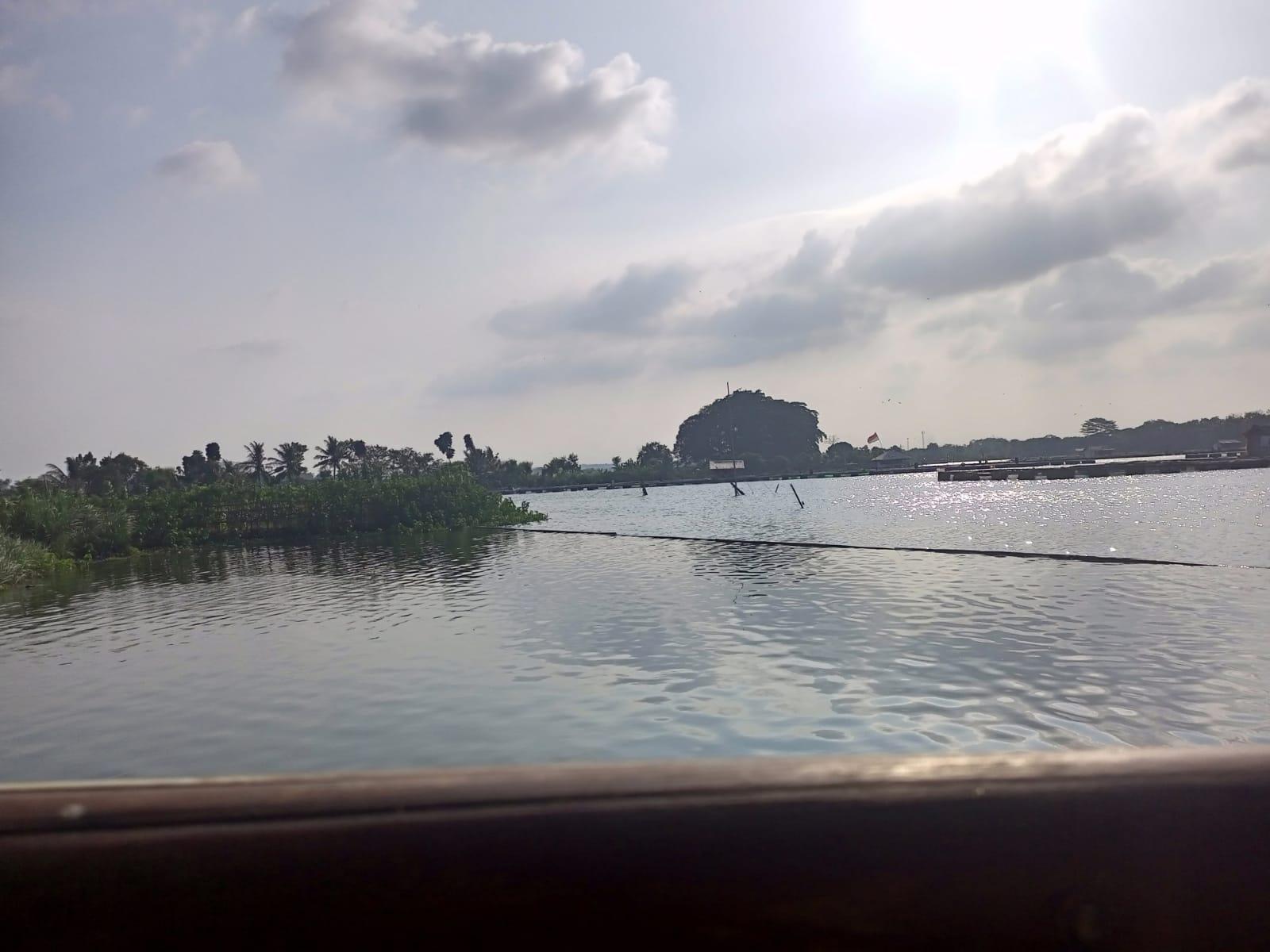 Kondisi Situ Rawa Bebek Kabupaten Karawang