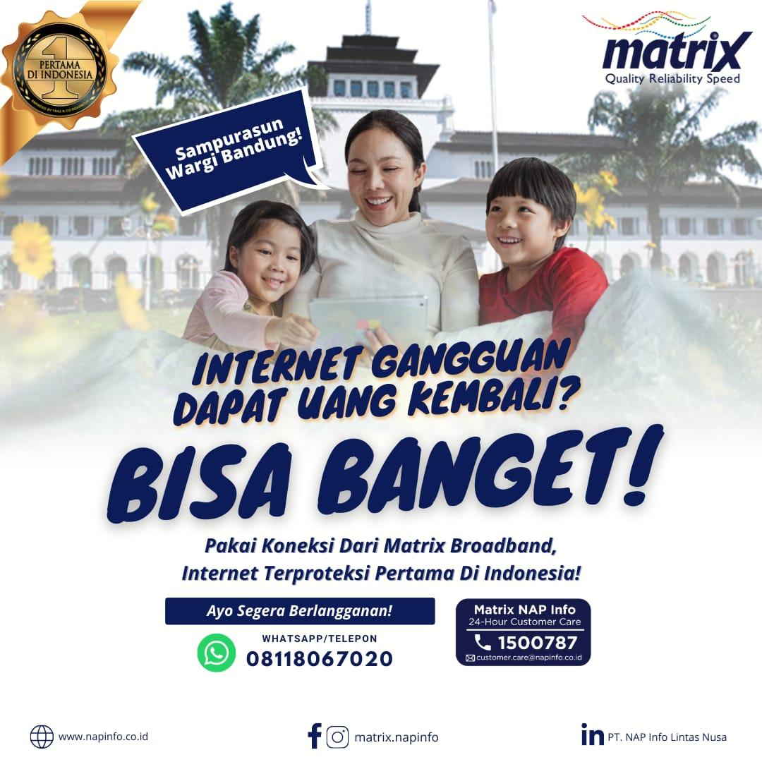 Matrix Broadband NAP Info