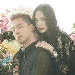 Pasangan Taeyang dan Min Hyo Rin (ANTARA/Soompi)