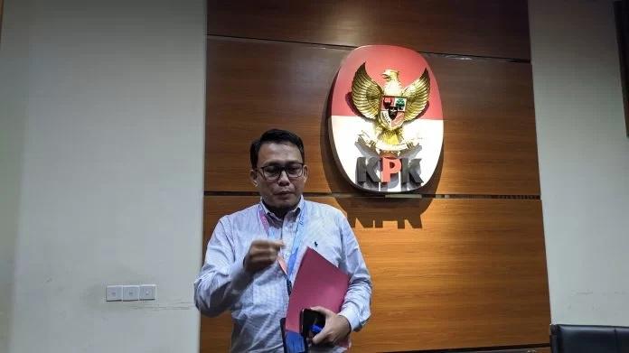 Plt Jubir KPK Ali Fikri. (Rizky Agustian/Jaringan Fajar Indonesia)