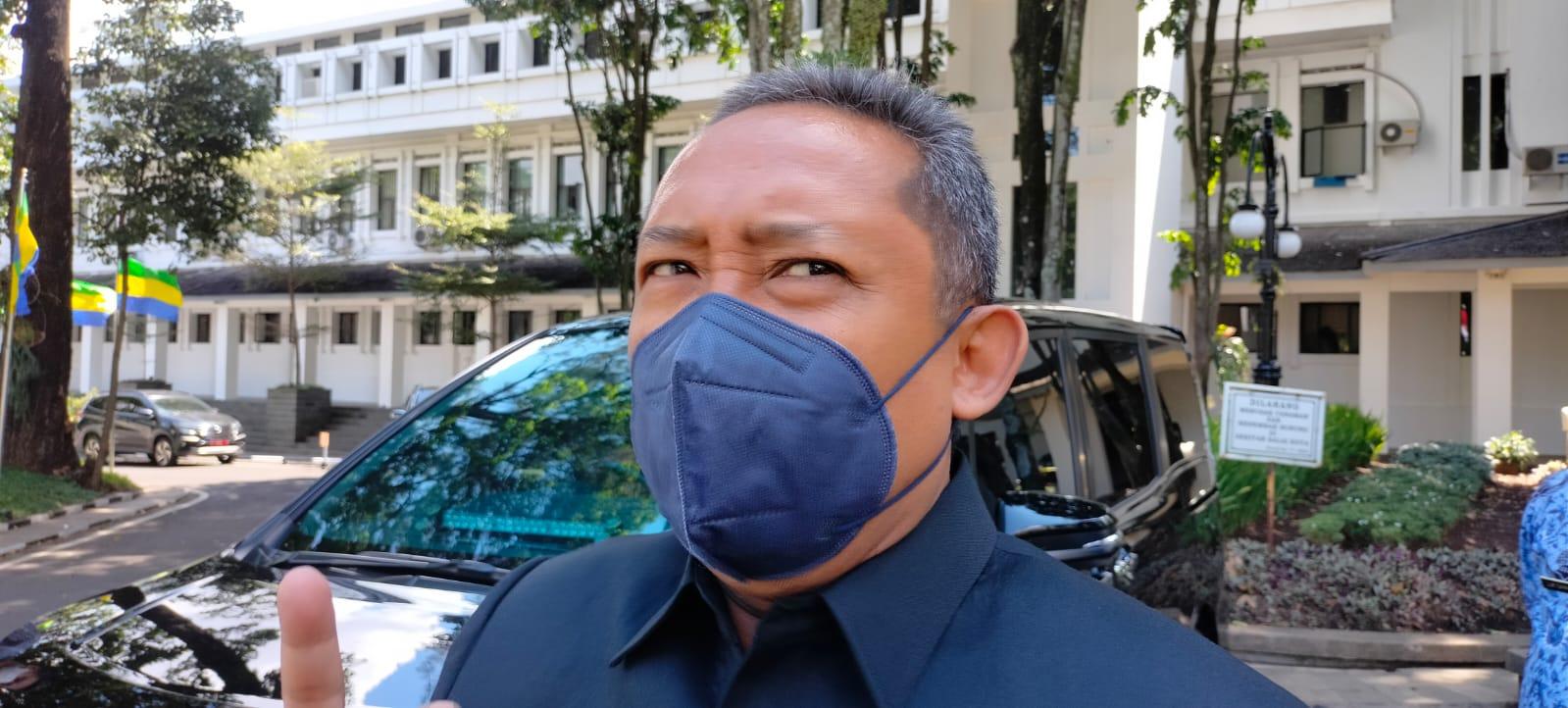 Dok. Wakil Wali Kota Bandung, Yana Mulyana. Jum'at (17/9).