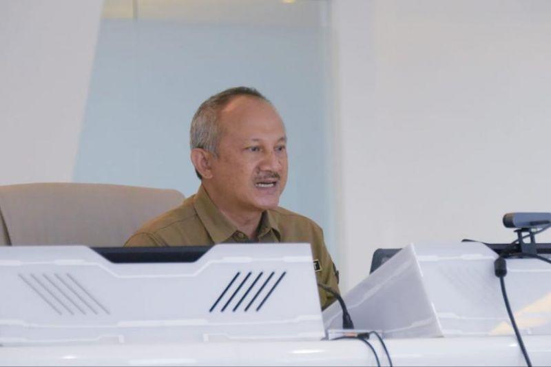 Sekretaris Daerah (Sekda) Provinsi Jawa Barat (Jabar) yang juga Chief de Mission kontingen Jabar di PON XX Papua Setiawan Wangsaatmaja. ANTARA/HO-Humas Pemprov Jabar
