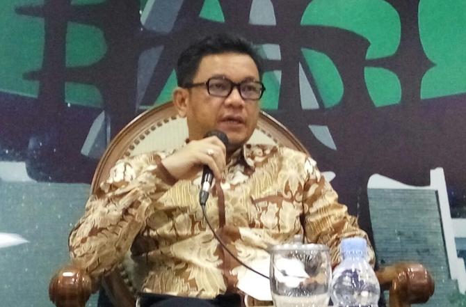 Ketua DPP Partai Golkar Ace Hasan Syadzily mengaku optimis partai yang dikepalai Airlangga Hartarto akan menang di Pemilu 2024 mendatang, baik itu Pileg dan Pilpres. (istimewa)