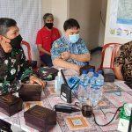 Danlanud Husein Sastranegara Kolonel Pnb I Gusti Putu Setia Darma ketika mengadakan pertemuan untuk menerapkan Operasi TMC
