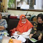 Hj. Yuningsih bersama anggota DPRD Jabar lainnya mendatangi UPT Dinas Pertanian di Kabupaten Bandung