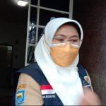 Kabid P2P Dinkes Kota Bandung, Dr. Rosye Arosdiani, Selasa (19/10). (Sandi Nugraha/Jabar Ekspres)