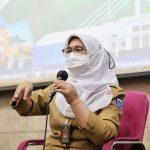 Kepala Dinas Kesehatan Kota Bandung, Ahyani Raksanagara. (Foto: Humas Pemkot Bandung)