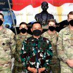 Pasukan US Amry bersama Pangdam III/Siliwang akan berlatih perang bersama Yonif Raider