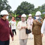 Rombongan DPRD Jabar Komisi II tengah melakukan kujungan kerja ke Kabupaten Subang