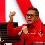 Sekjen DPP PDI Perjuangan Hasto Kristiyanto. ANTARA/HO PDIP