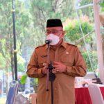 Wali Kota Depok, Mohammad Idris, ist. atlet lpi depok popwilda