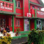 Kantor BUMDes Mekarsari Desa Tanjungsari pada Rabu (6/10). (Yanuar Baswata/Jabar Ekspres)