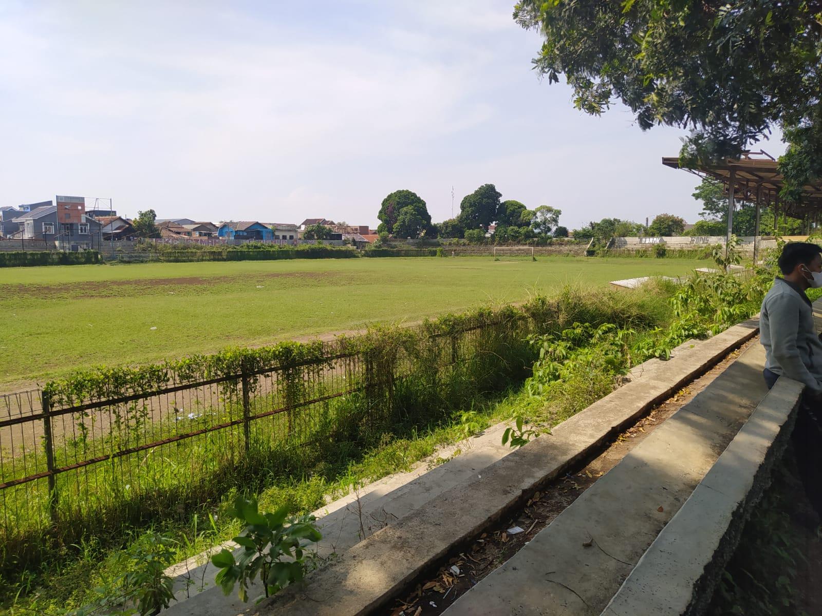 Stadion Sangkuriang.