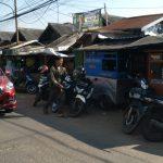 Wilayah pasar Parakan Muncang di Desa Sindangpakupon, Kecamatan Cimanggung, Kabupaten Sumedang. (Yanuar Baswata/Jabar Ekspres)