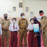 Wakil Wali Kot Depok, Imam Budi Hartono (IBH) (kedua dari kanan). (Istimewa)