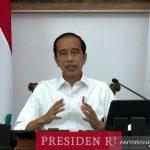 Presiden Joko Widodo. ANTARA/HO-Biro Pers Setpres/am.