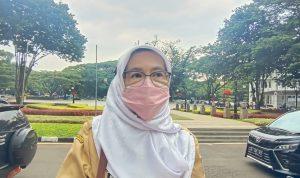 Kadinkes Kota Bandung, Ahyani Raksanagara. Foto: Sandi Nugraha