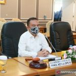 Wakil Ketua DPR RI yang juga Ketua Harian Partai Gerindra Sufmi Dasco Ahmad. ANTARA/HO-DPR RI/am