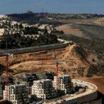 Pembangunan permukiman Yahudi di Ramot, di daerah Tepi Barat yang dicaplok Israel pada 22 Januari 2017. ANTARA/REUTERS/Ronen Zvulun/pri. (ANTARA/REUTERS/Ronen Zvulun)